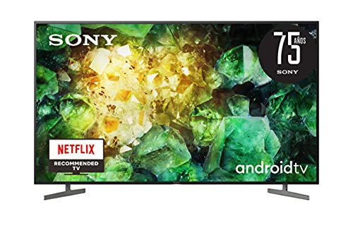 Sony KD-55XH8196 - HDR Android TV (procesador X1 4K HDR,...