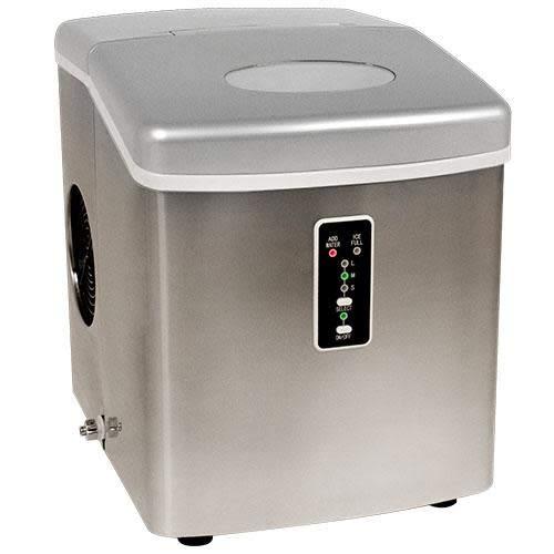 6. Edgestar IP210SS1 Portable Ice Maker