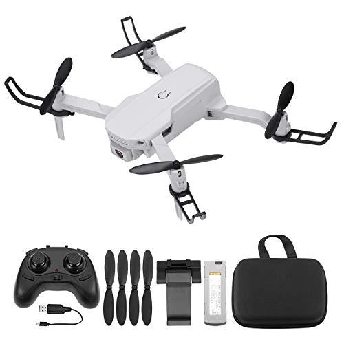 Powerextra RC Mini Drone con Telecamera HD - Quadcopter Drone Pieghevole WiFi FPV 2.4GHz 3D Flip e Funzione Spin ad Alta Velocit Rotazione per Bambini e Principianti - Drone con 2 Batteria