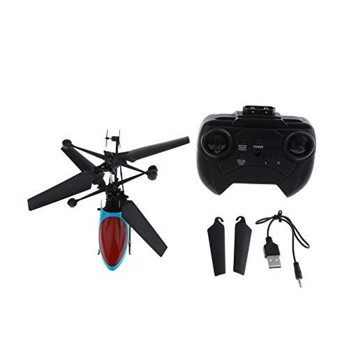 Droni in Miniatura per Bambini, Mini Drone con Stabilizzazione Dell'altitudine, Drone Toy per Bambini Adulti - Blu