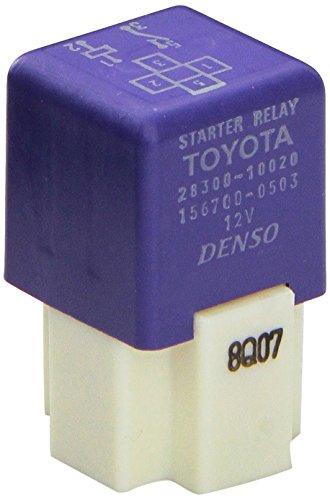 TOYOTA Genuine (28300-10020) Starter Relay Assembly