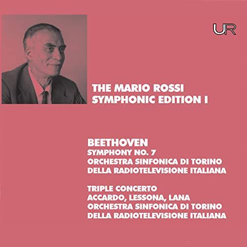 Beethoven: Symphony No. 7, Op. 92 & Triple Concerto, Op. 56 (Live)