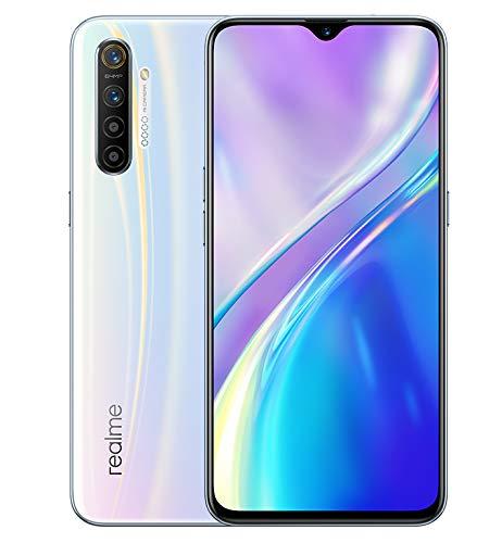 """Realme X2 - Smartphone de 6.4"""" (Snapdragon 730G, RAM de 8 GB, Memoria Interna de 128 GB, cámara de 64 MP, ColorOS 6), color Blanco [Versión española]"""