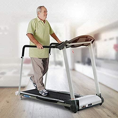 Tapis roulant Pieghevole, Vecchio Uomo ambulante Macchina elettrica Multifunzione Muto Muto Tapis roulant Tapis roulant casa Attrezzature Fitness casa anziana BJY969