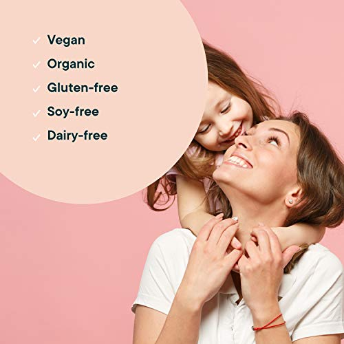 Ora Organic Probiotics with Prebiotics - Vegan Prebiotic and Probiotic for Digestive Health | Dairy-Free, Gluten-Free, for Sensitive Stomachs - 60 Easy-Swallow, Vegan Capsules, 1 Month Supply 6