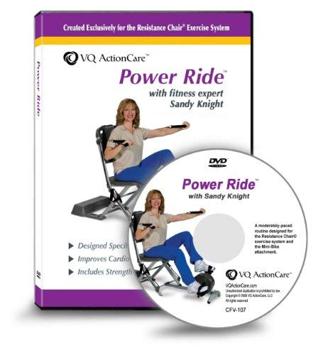 Resistance Chair Super Pack - Includes Everything You Need for Resistance Chair 9