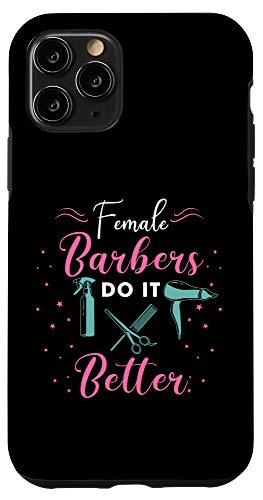 iPhone 11 Pro Female Barbers Do It Better Female Barber Gift...
