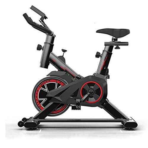 YFFSS Exercise Bikes, Ultra-Quiet Indoor Exercise Bike, Spinning Bike, Fitness Exercise Bike, Professional Indoor Weight-Loss Exercise Equipment and Adjustable Handlebars and Seats 1