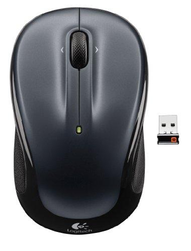 Logitech Wireless Mouse M325 Dark Silv