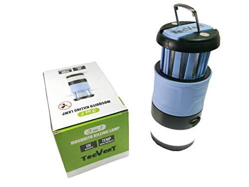 3en1 Torche, Lanterne LED Portable, Lampe Anti Moustiques Insectes,...