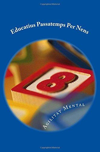 Educatius Passatemps Per Nens: Agilitat Mental