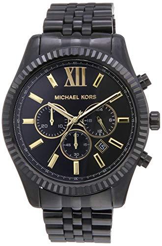 Michael Kors Men's Lexington Analog-Quartz Watch with...