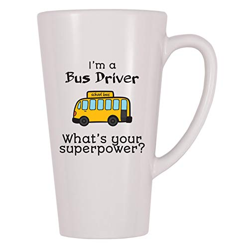 4 All Times I'm A Bus Driver What's Your Superpower Coffee...