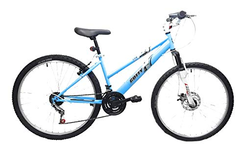 Gotty Bicicleta de montaña Modelo AGUILA-26, Cuadro 26' señora, 21...