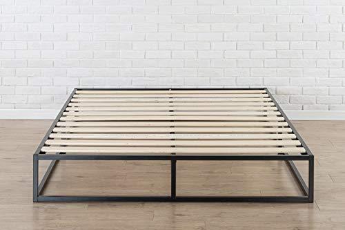 Zinus Joseph Metal Platforma Bed Frame, 10-Inches - Queen