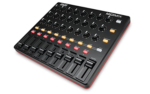Akai Professional MIDImix | High-Performance Portable Fully-Assignable MIDI Mixer & DAW Controller