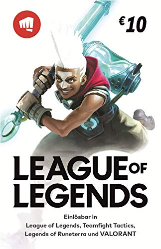 League of Legends €10 Gift Card | Riot Points
