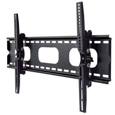 エース・オブ・パーツ テレビ壁掛け金具 37-65インチ対応 上下角度調節 ホワイト PLB-117MW 【中型テレビ壁掛け】