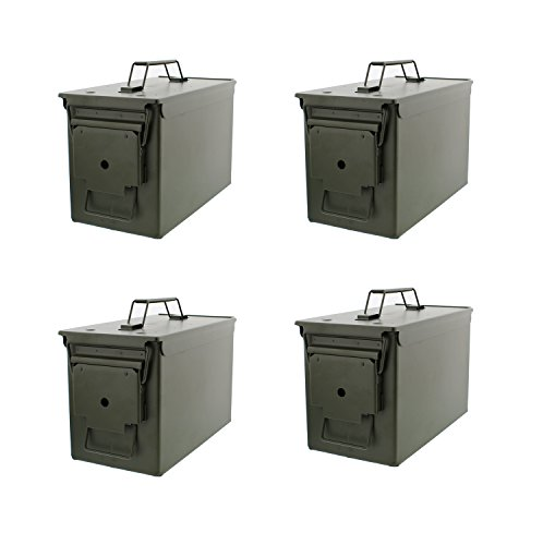 41XcRfc+VgL - 7 Best Ammo Cans- A Must-Have Accessory for Gun Owners