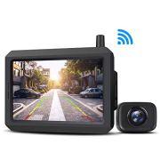 AUTO-VOX W7 Kabellos Digital Rückfahrkamera Set