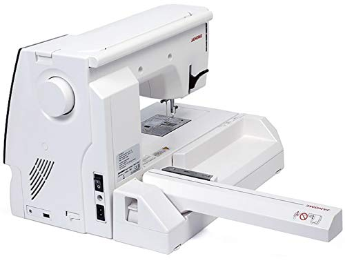 Product Image 4: Janome MC9850 Embroidery and Sewing Machine