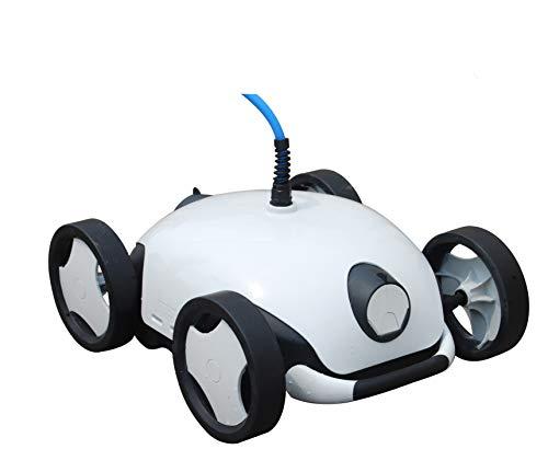 Bestway 58479 Robot électrique Falcon pour piscine à fond plat et incliné jusqu'à 30°