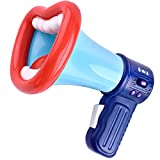 CRRD Voice Changer, Kids Multi Megaphone Voice Changer with Recording for Boys and Girls, Parties, Christmas