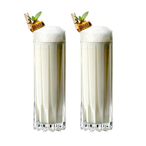 Riedel Drink - Bicchiere per miscelazione, Vetro, Trasparente, 9 Oz.