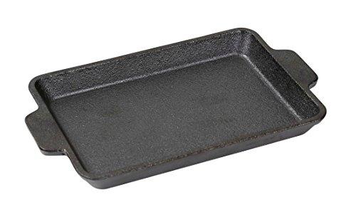 キャプテンスタッグ(CAPTAIN STAG) 鉄板 プレート 鋳物 グリルプレート B6サイズ 【UG-34/43/44カマドスマ...