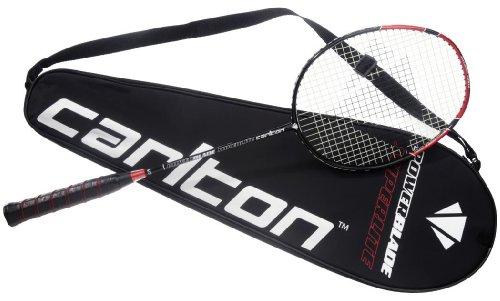 Badminton Schläger Carlton Powerblade Superlite - Black Deluxe Edition