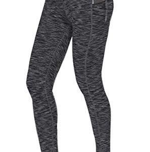 Fengbay High Waist Yoga Pants, Pocket Yoga Pants Tummy Control Workout Running 4 Way Stretch Yoga Leggings 29