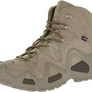 Lowa Mens Zephyr Gore-Tex Mid Task Force Suede Boots