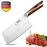 Aroma House Couteau du Chef Chinois-17cm Couperet de...