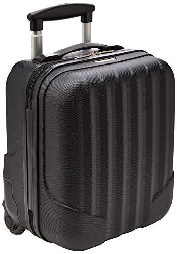 WITTCHEN Trolley Bagaglio a mano - Valigia rigida | Colore: Nero | Materiale: ABS | Dimensioni:...
