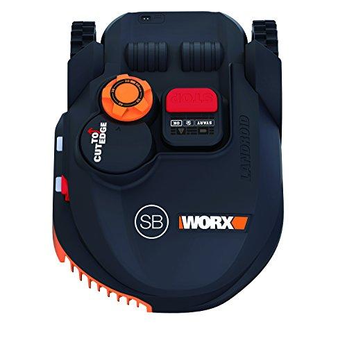 Worx Robot Rasaerba Landroid WR104SI.1 20V Wi-Fi 500mq