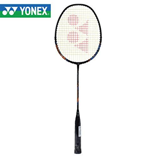 Yonex Nanoray Light 18i Graphite Badminton Racquet (Graphite, G4 - 77g, 30 lbs Tension)