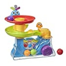 Playskool Busy Ball Popper Toy for Toddlers and Babies 9 Months and Up with 5 Balls (Amazon Exclusive)