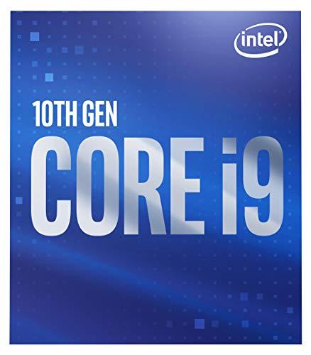 Intel Core i9-10900 - Procesador (2,80 GHz, zócalo LGA1200, 65 W, Caja BX8070110900)