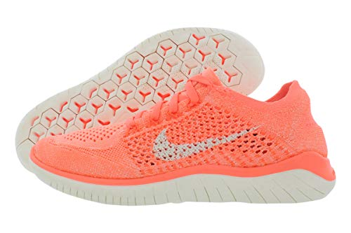 Nike Womens Free RN Flyknit Running Athletic