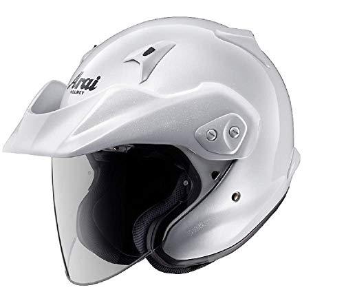 アライ(ARAI) バイクヘルメット ジェット CT-Z グラスホワイト L 59-60cm