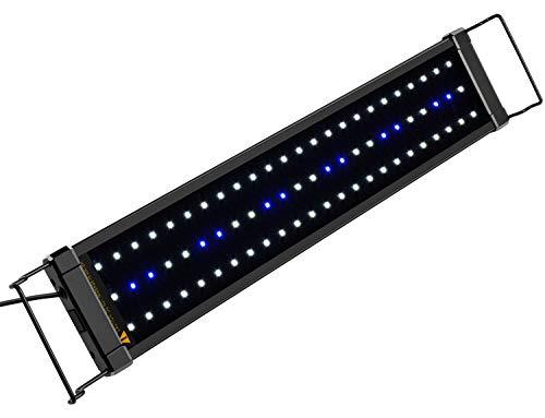 NICREW ClassicLED Luz LED Acuario, Pantalla LED Acuario, Ilu