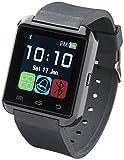 PRIXTON Smartwatch SW8 1.54' TFT Rojo Reloj Inteligente - Relojes Inteligentes (3,91 cm (1.54'),...
