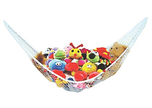 Stuffed Animal Toy Hammock - Best for Keeping Rooms Clean, Organized...