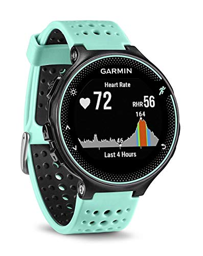 Garmin - Forerunner 235 - Montre de Running GPS avec Cardio au Poignet (Ecran :...