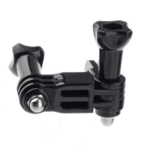 Goliton 'Three-way Adjustable Pivot Arm per GOPRO HERO 2/3/3+/4/5/4 Session/5 Session + XiaoYI、 Xiaomi