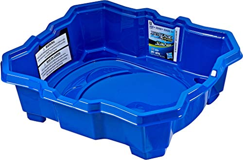 BEYBLADE Burst Turbo Slingshock Beystadium -- Stadium with Rail System