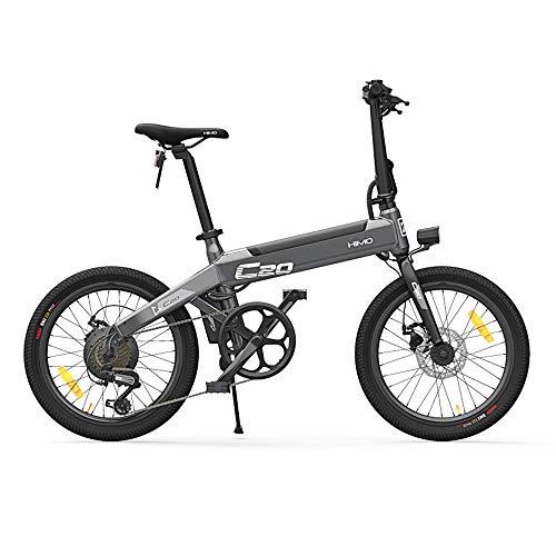 Lixada HIMO C20 20 Pulgadas Plegable 80KM Range Power Assist Bicicleta...