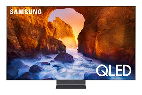 Samsung Q90 Series 65-Inch Smart TV, QLED 4K UHD with HDR and Alexa compatibility 2019 model