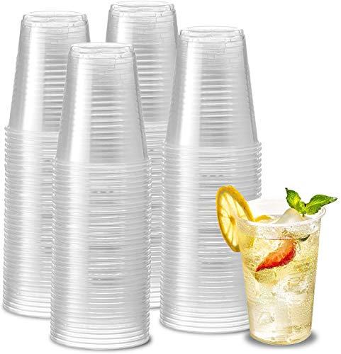 e!Orion Vasos de Plástico Desechables de Polipropileno - Re