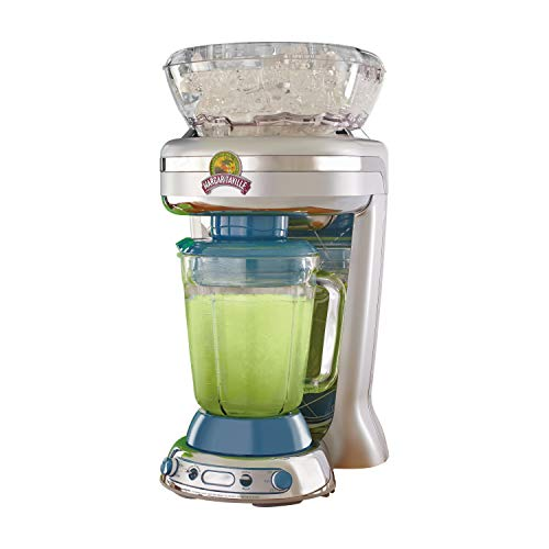 Margaritaville Key West Frozen Concoction Maker with Easy Pour Jar and XL Ice Reservoir